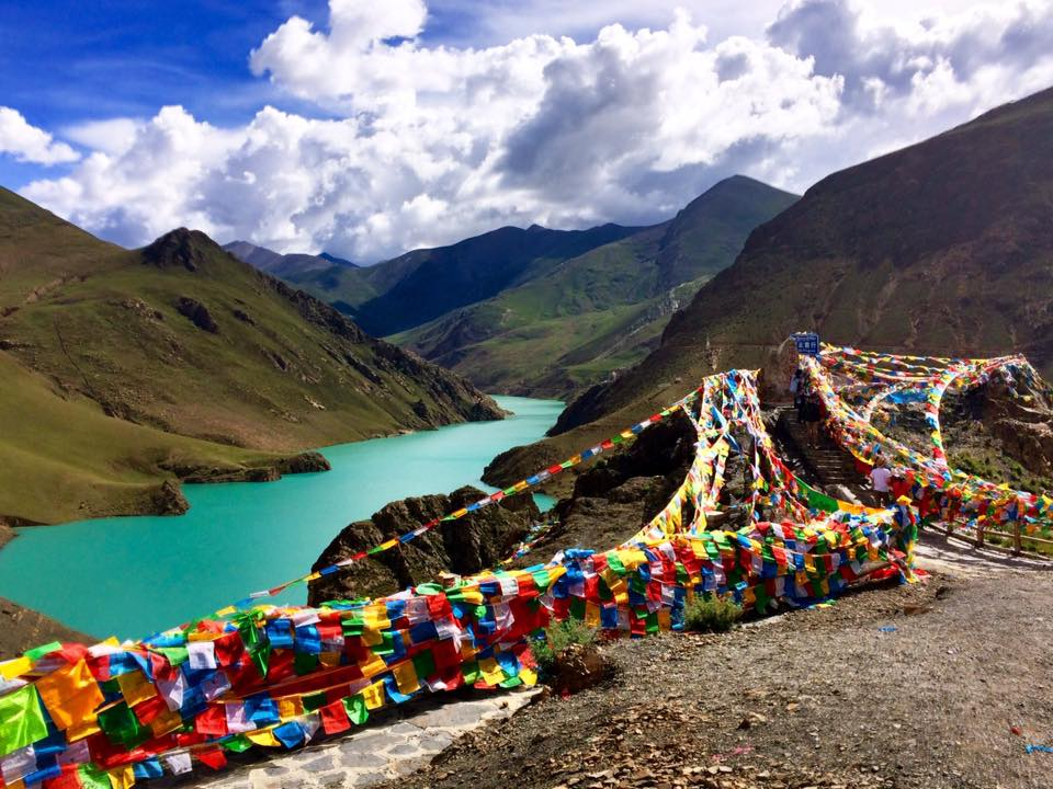 Build a shared vision: a lesson from Tibet.