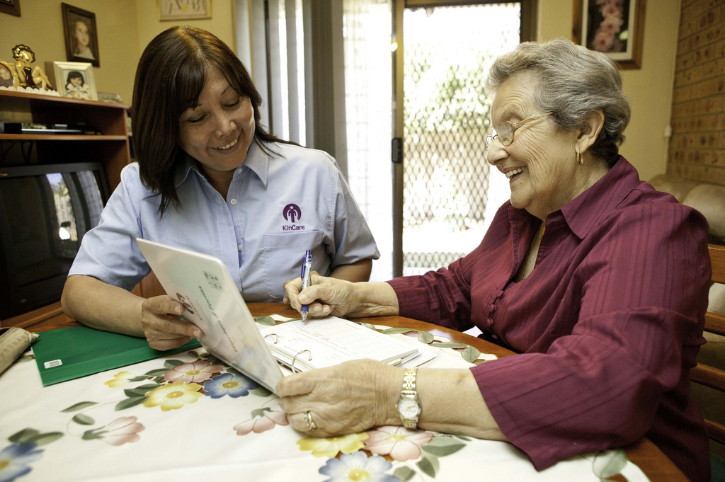 Fairer aged care for Melbourne's west.