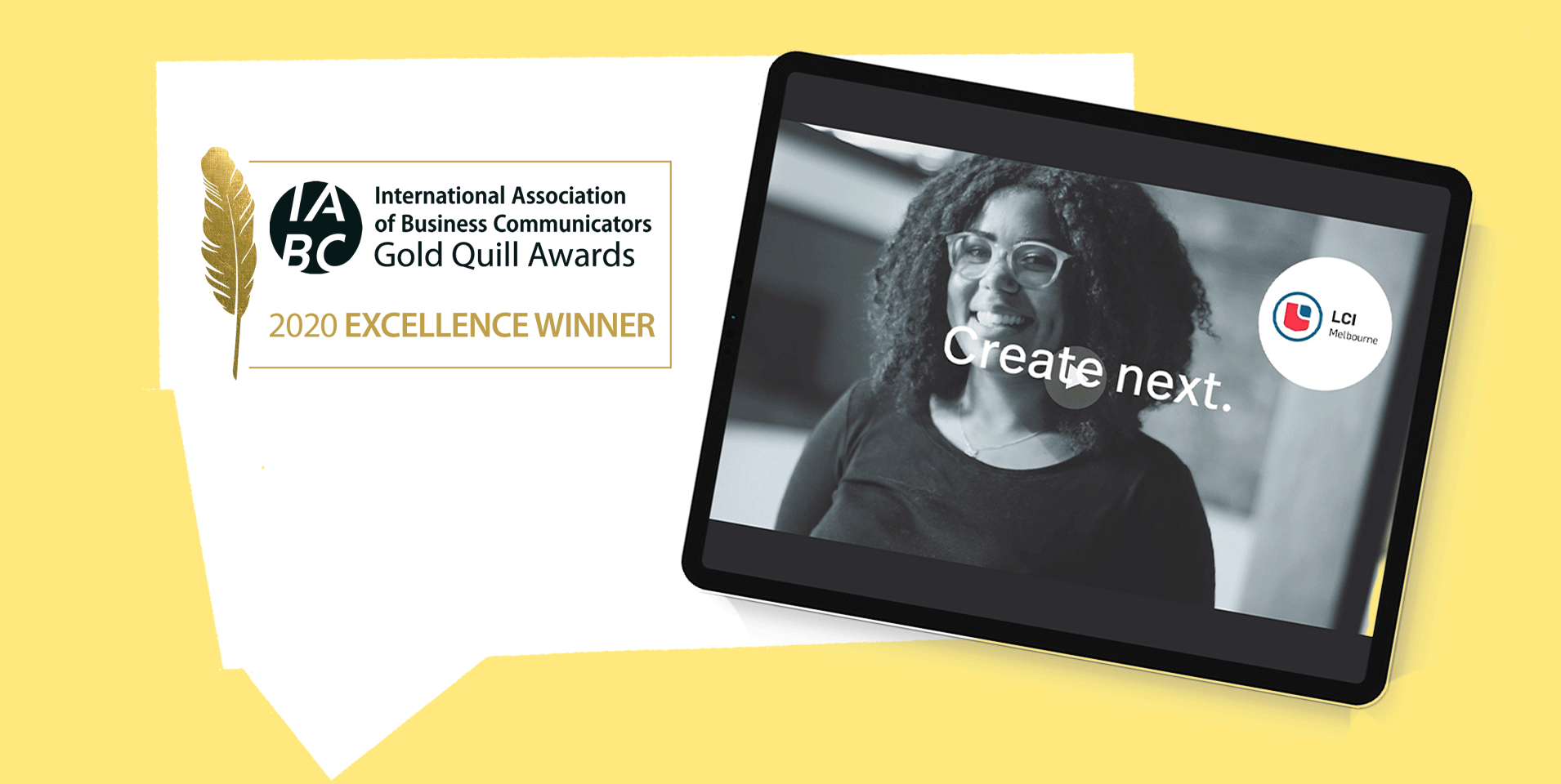 Ellis Jones is IABC Gold Quill award winner for digital campaign.
