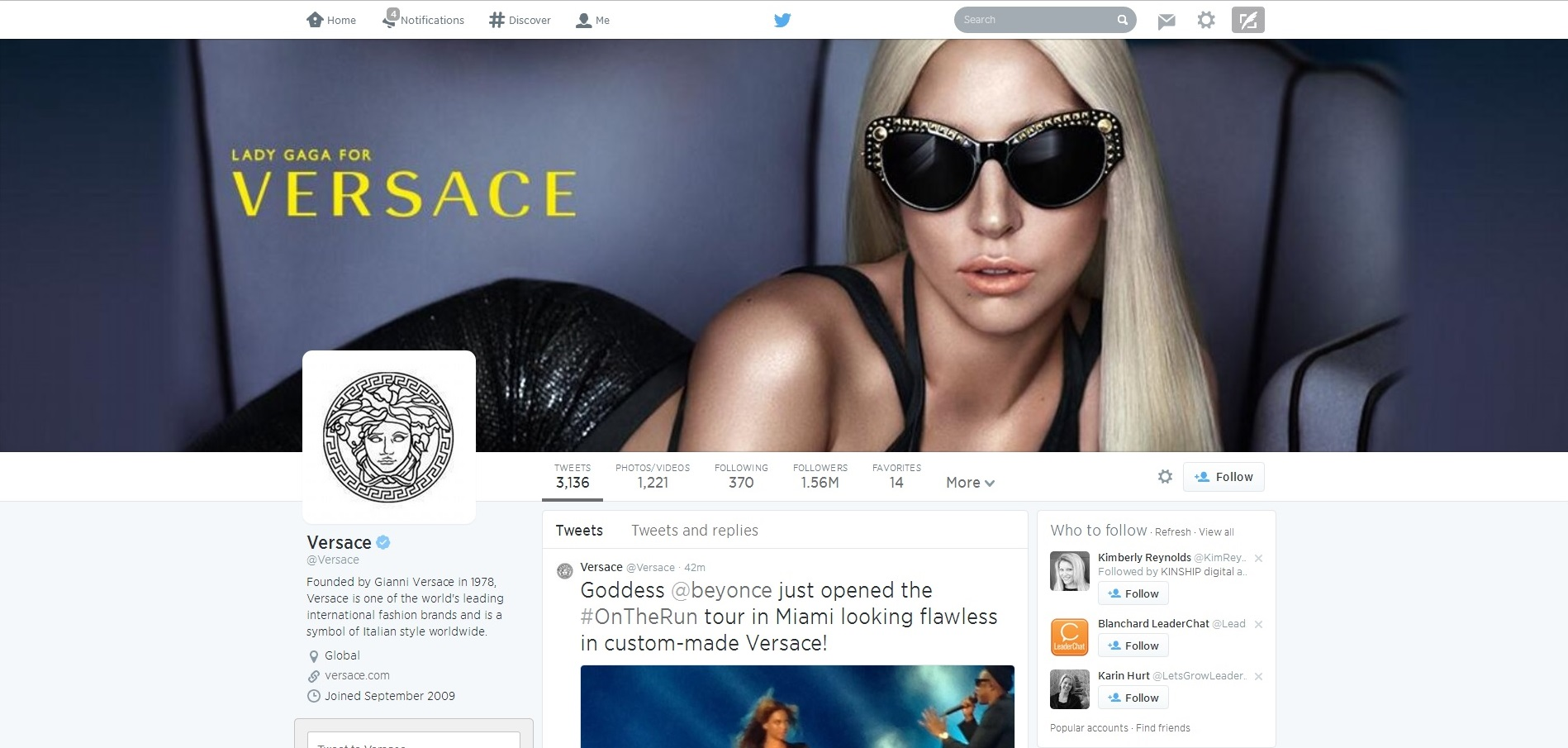 Why luxury brands need Twitter.